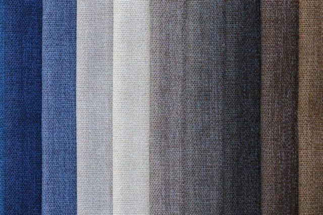 Rodzaje materiałów na ubrania